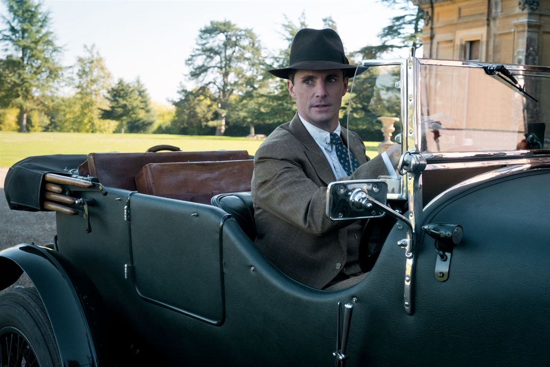 Downton Abbey : Photo Matthew Goode