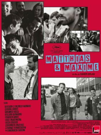 Matthias & Maxime : Affiche