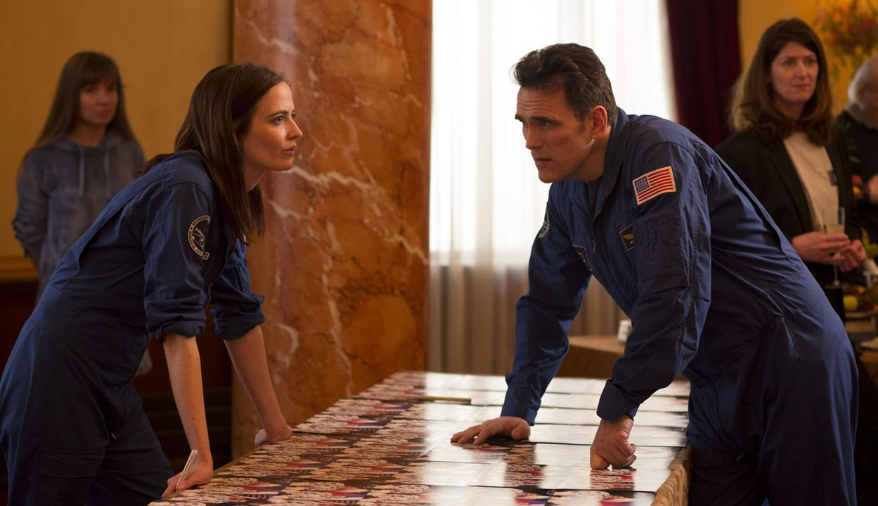 Proxima : Photo Eva Green, Matt Dillon