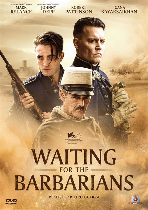 Waiting For The Barbarians : Affiche
