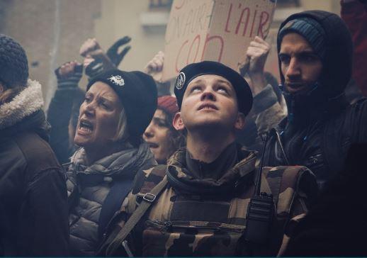 La Troisième guerre : Photo Anthony Bajon