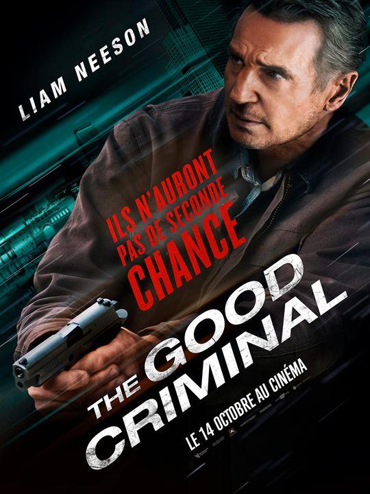The Good criminal : Affiche