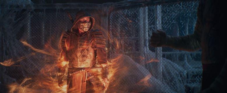 Mortal Kombat: Hiroyuki Sanada