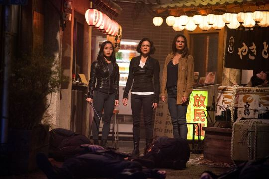 Fast & Furious 9: Michelle Rodriguez, Anna Sawai, Jordana Brewster
