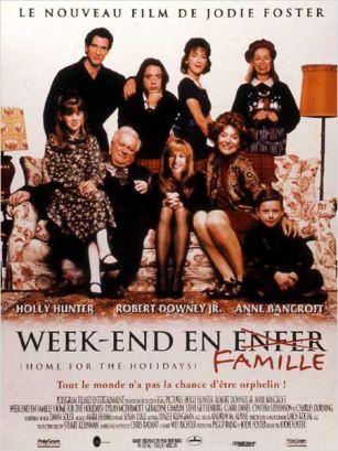 Week-end en famille : Affiche Anne Bancroft, Claire Danes, Geraldine Chaplin, Holly Hunter, Jodie Foster