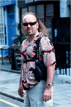 Black Books : Photo Bill Bailey (II)