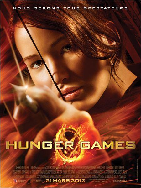 Hunger Games : affiche