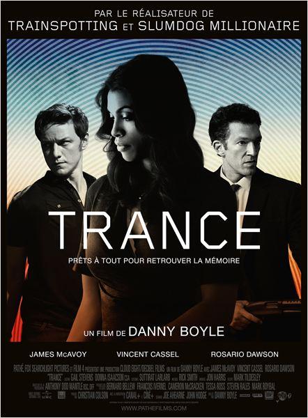 Trance : Affiche