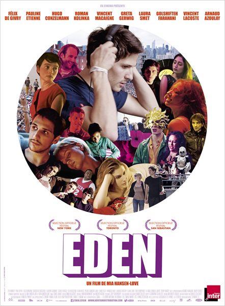 Eden : Affiche