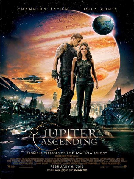 Jupiter : Le destin de l'Univers : Affiche