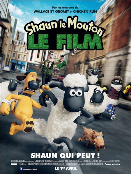 Shaun le mouton : Affiche