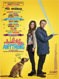 Absolutely Anything : Affiche