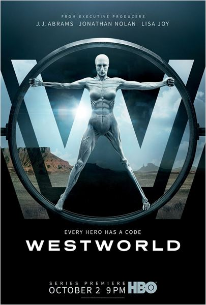 Westworld : Affiche
