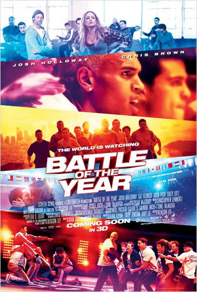 Telecharger Battle of the Year DVDRip French
