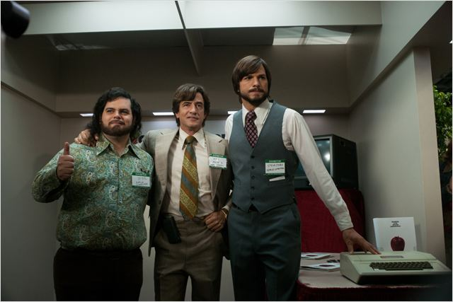 Jobs : Photo Ashton Kutcher, Dermot Mulroney, Josh Gad
