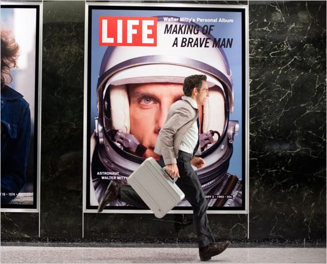 La Vie rêvée de Walter Mitty : Photo Ben Stiller