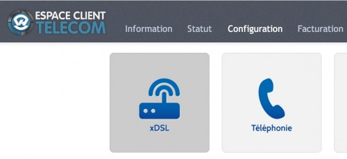 OVH Configuration xDSL