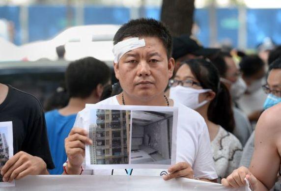 La catastrophe a cause la mort de 114. STR/AFP