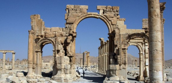 SYRIA-CONFLICT-HERITAGE-PALMYRA-FILES