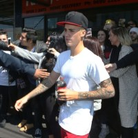 Le kiki de Justin Bieber enflamme la toile...