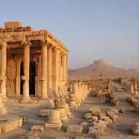 L'arc de triomphe de Palmyre pulvérisé par Daech