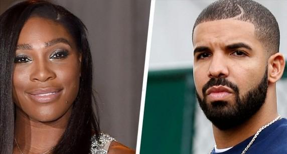 Serena William and Drake | potins.net