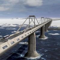 Une autoroute de 20 000 Km: Demain, Paris-New York en voiture