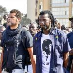 Membres du Balai Citoyen   afrik.com