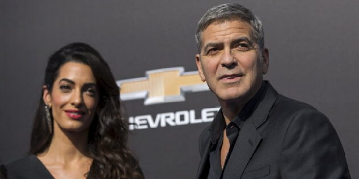 George Clooney / Mario Anzuoni / Reuters