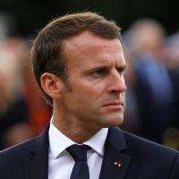 Macron recadre sèchement un jeune qui l'avait appelé Manu