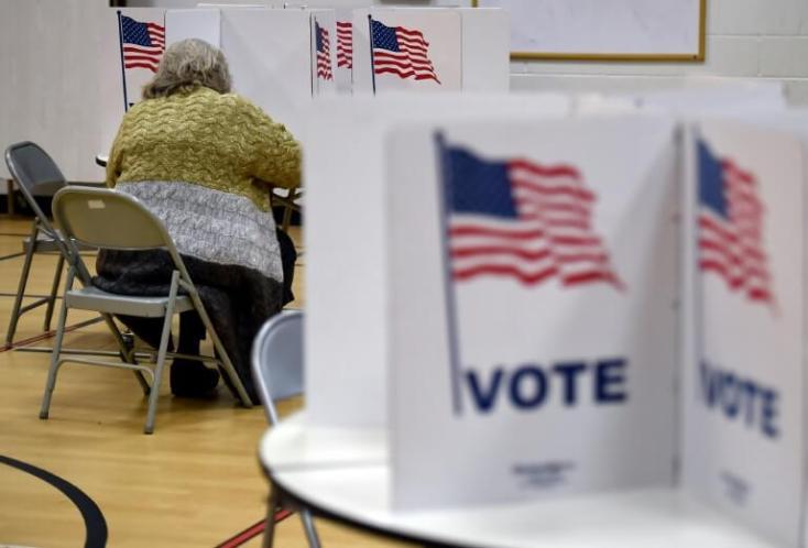 Vote pour les primaires démocrates