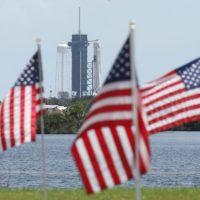 Vol habité SpaceX, deuxième tentative de lancement samedi