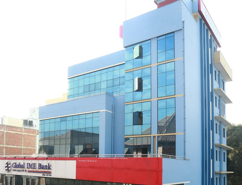 global ime bank corporate office
