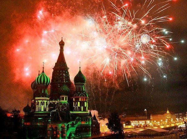 Фестиваль фейерверков 2016 в Москве в Братеево — фото ...