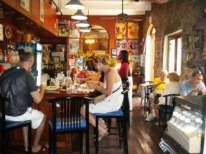 Glady's Cafe Charlotte Amalie