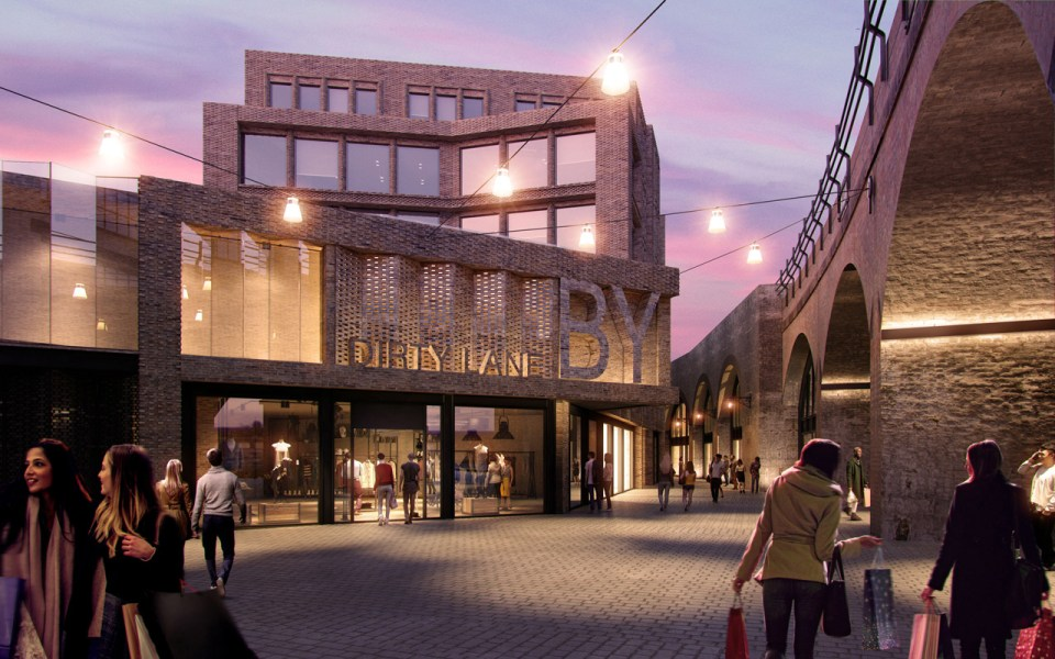 f.r.a. appointed for Borough Yards