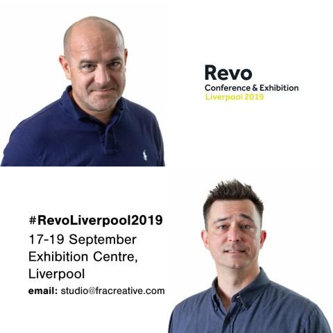 Meet us at REVO Liverpool!