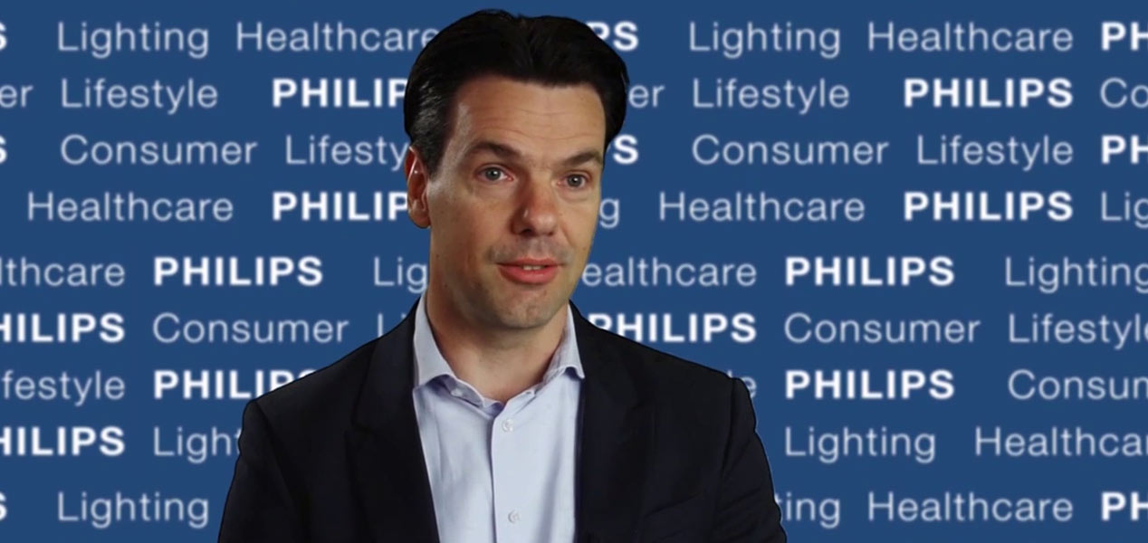 How Philips is embedding analytics into all its business markets & functions