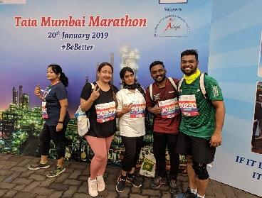 The Tata Mumbai Marathon, 2019