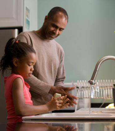 Hand wash & body wash behaviors in COVID-19