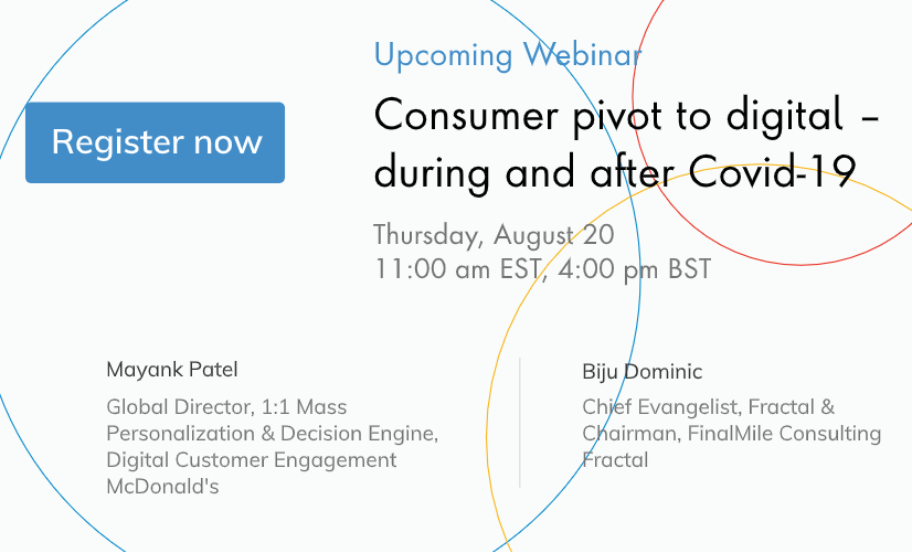 Consumer pivot to digital – during and post COVID-19