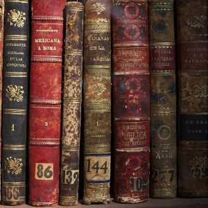 books 300 - Index A-Z