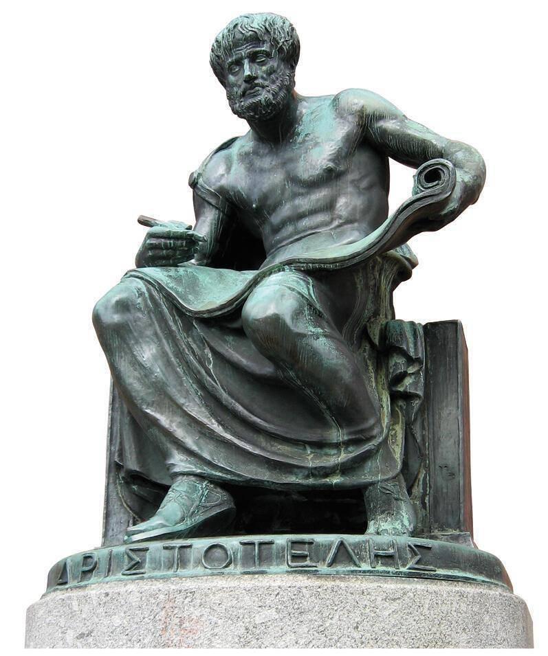 O Αριστοτέλης στο Πανεπιστήμιο του Freiburg