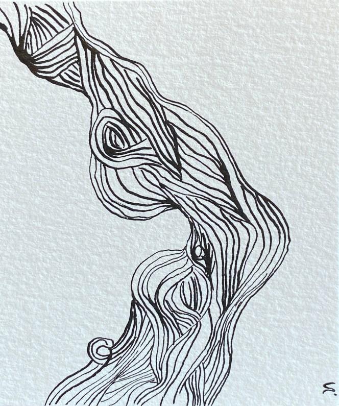 10/2/20: Turbulence - Threads of turbulence