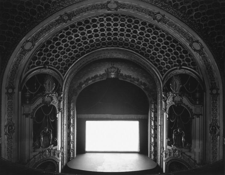 State Theater, Sydney, 1997, gelatin-silver print