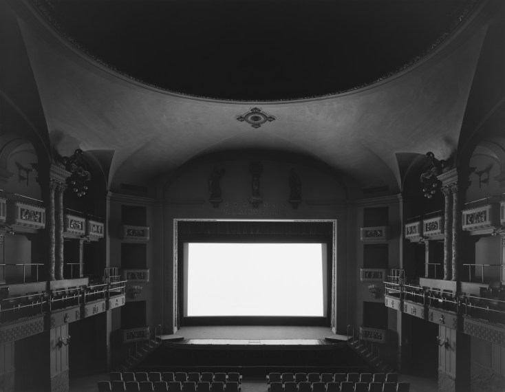 Cinema Odeon, Firenze, 2013, gelatin-silver print