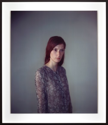 Jasmijn, July 2011, camera obscura Ilfochrome photograph