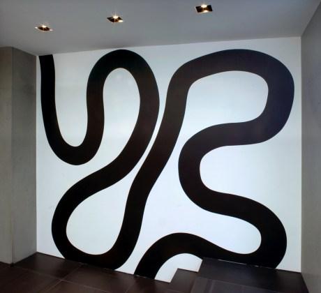 Wall Drawing #886A, 2006