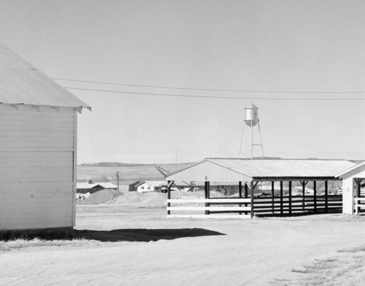 El Paso County Fairgrounds. Calhan, Colorado, 1968, gelatin-silver print