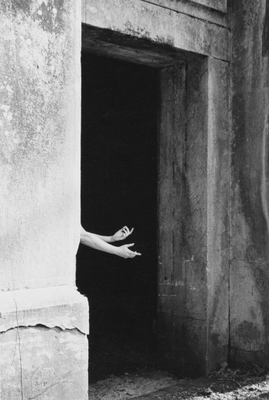 Untitled, 1955, gelatin-silver print